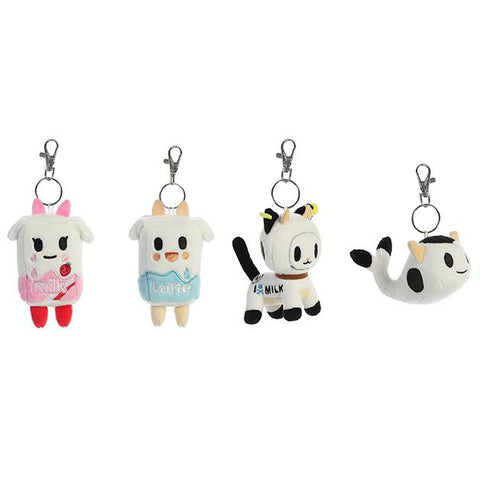 Tokidoki Accessories - Moofia Plush Clip On Blind Bag by Aurora