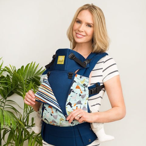 LILLEbaby - Complete All Season Baby Carrier - BARN DANCE