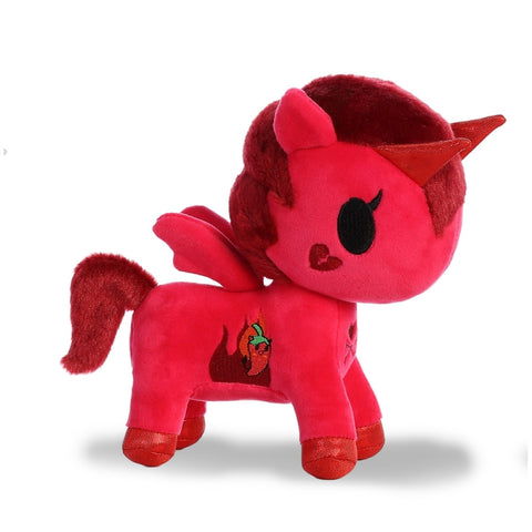 "Tokidoki Pepperino Unicorno Plush 7.5"" by Aurora - Blashful"