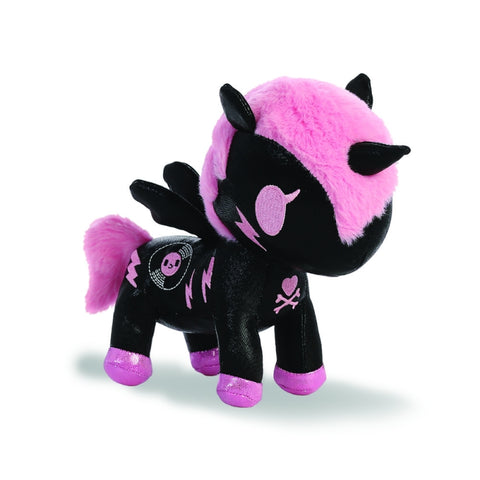 "Tokidoki DJ Sparkle Unicorno Plush 7.5"" by Aurora"