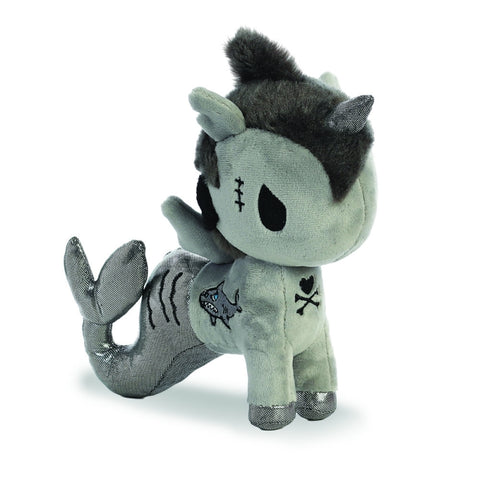 "Tokidoki Sharkbite Mermicorno Plush 7.5"" by Aurora - Blashful"