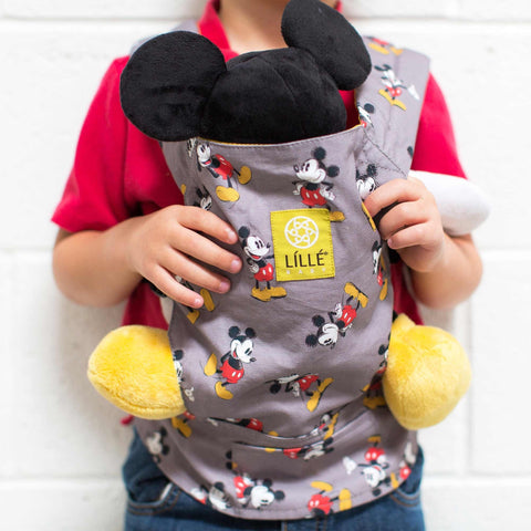 LILLEbaby - Disney Baby Collection - Doll Carrier - Mickey Classic