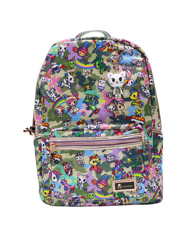 Tokidoki Camo Kawaii - Large Backpack