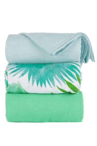 Tula Blanket Set - Belle Isle - Blashful