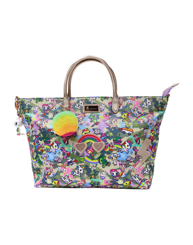 Tokidoki Camo Kawaii - Carry All Tote
