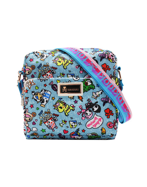 Tokidoki Denim Daze - Crossbody