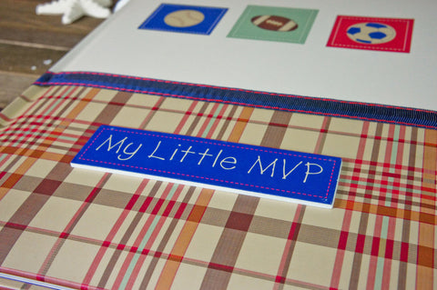 Nojo Baby Memory - My Little MVP - Blashful