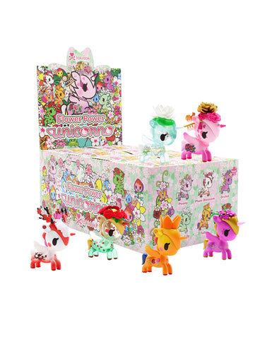 Tokidoki Accessories - Flower Power Unicorno Blind Box