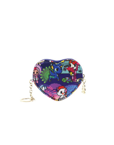 Tokidoki Tokichella - Heart Coin Purse