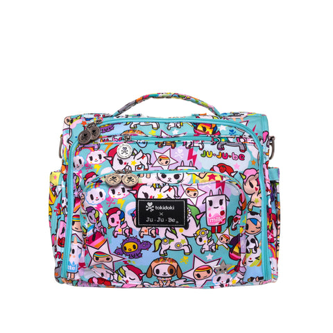 Ju-Ju-Be Tokidoki Unikiki 2.0 Diaper Bag - B.F.F. - Blashful