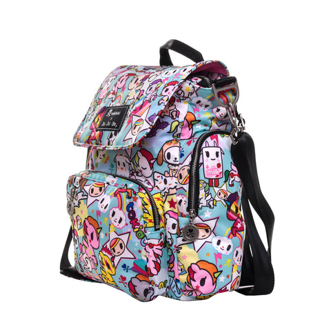 Ju-Ju-Be Tokidoki Unikiki 2.0 Diaper Bag - Be Sporty - Blashful