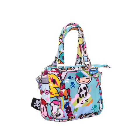 Ju-Ju-Be Tokidoki Unikiki 2.0 Diaper Bag - Itty Bitty Be - Blashful