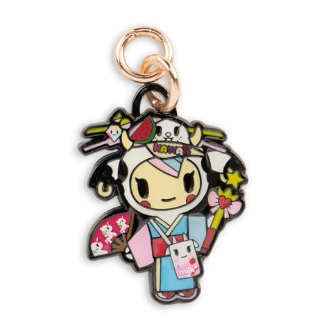 Ju-Ju-Be x Tokidoki - Kawaii Carnival - Zipper Pulls (Open Box)
