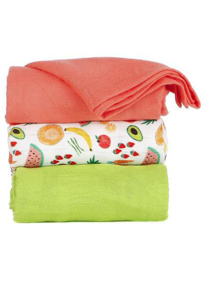 Tula Blanket Set -Juicy - Blashful