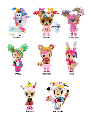 Tokidoki Accessories - Kawaii All Stars  Blind Box