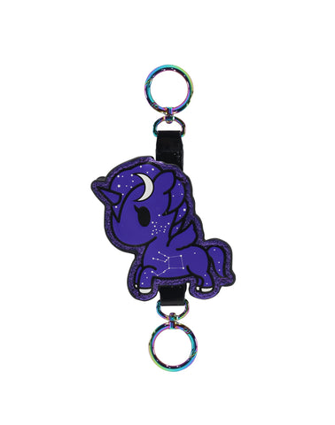 Tokidoki Accessories - Galactic Dreams - Unicorno Keychain