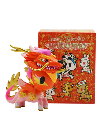 Tokidoki Accessories - Lunar Calendar Unicorno Blind Box