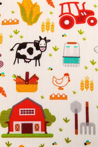 Tula Blanket Set -On The Farm