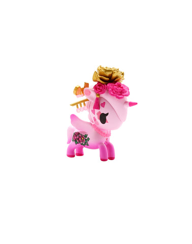 Tokidoki Accessories - Flower Power Unicorno Open Box