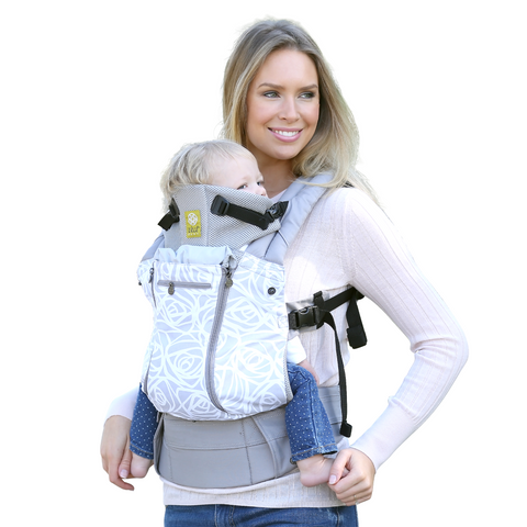 LILLEbaby - Complete All Season Baby Carrier - FROSTED ROSE