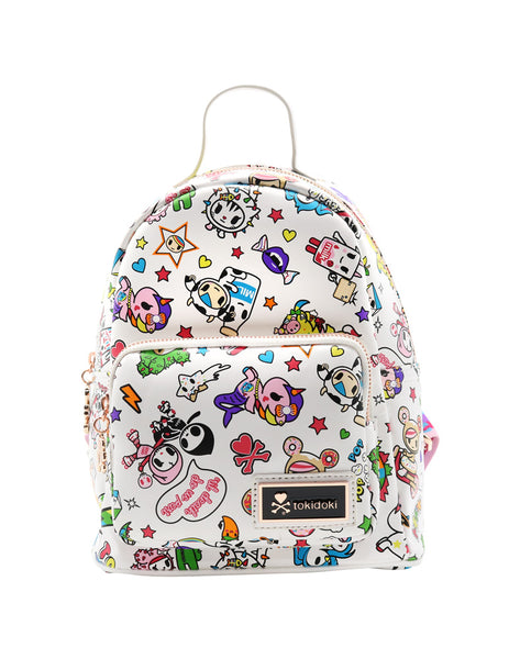 Tokidoki Denim Daze - Mini Backpack