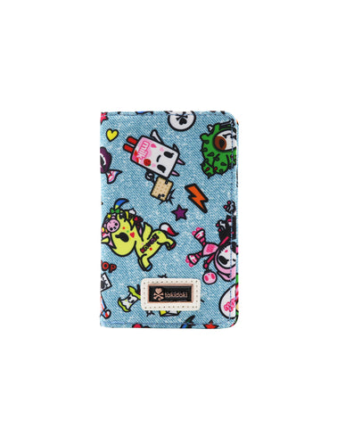 Tokidoki Denim Daze - Small Fold Wallet