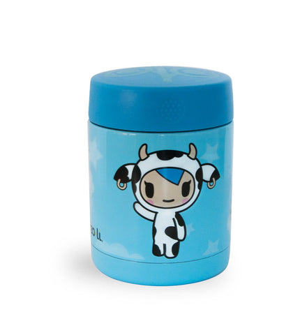 ZoLi TokiDINE - Moofia - 12 oz Insulated Food Container - Tokidoki Accessories