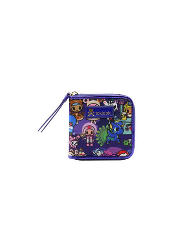 Tokidoki Tokichella - Small Zip Around Wallet