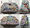 Ju-Ju-Be Tokidoki Unikiki 2.0 Diaper Bag - Be Prepared