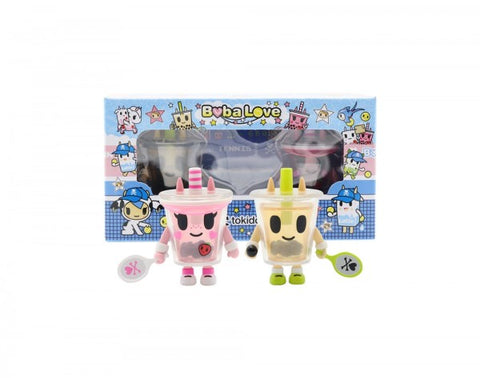 Tokidoki Accessories - Boba Love (2 pack)