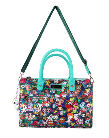 Tokidoki Rainforest - Bowler Bag
