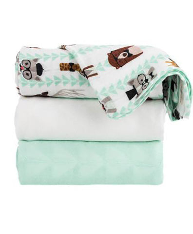 Tula Blanket Set - Clever - Blashful