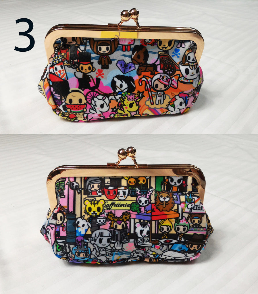 223d647b84e ... Tokidoki Roma - Kisslock Coin Purse - Blashful ...