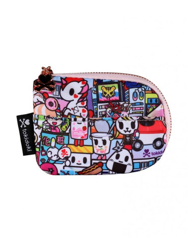 Tokidoki Kawaii Metropolis - Zip Coin Purse