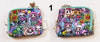 Tokidoki Flower Power - Zip Coin Purse
