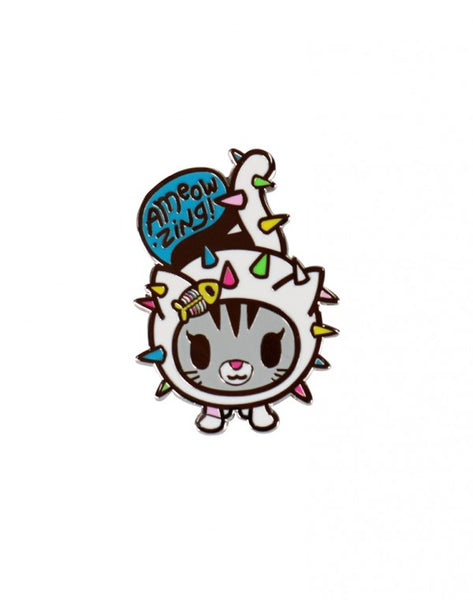 Tokidoki Accessories - Carina Enamel Pin