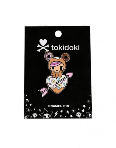 Tokidoki Accessories - Donutella Enamel Pin