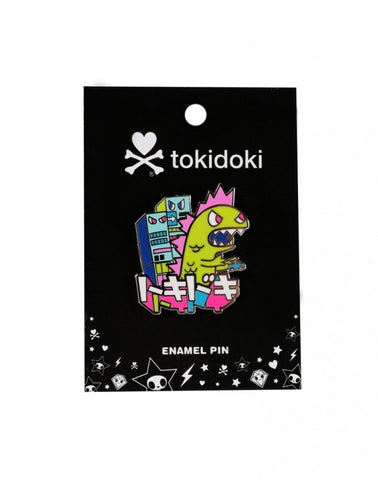 Tokidoki Accessories - Kaiju Enamel Pin