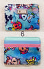 Tokidoki Watercolor Paradise - Flat Card Holder