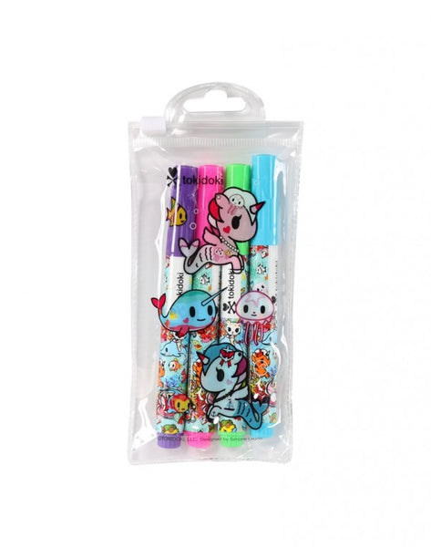 Tokidoki Accessories - Mermicorno Highlighter Set