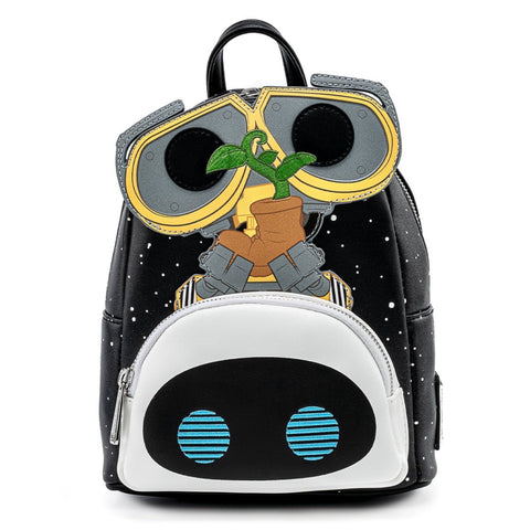 Funko Pop! by Loungefly Disney - Pixar Wall-E Eve Earth Day Cosplay Mini Backpack