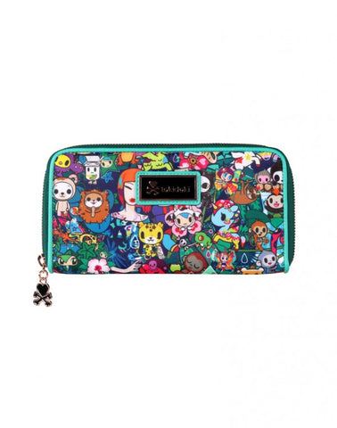 Tokidoki Rainforest - Long Wallet