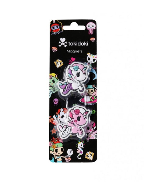 Tokidoki Accessories - Mermicorno Magnet Set