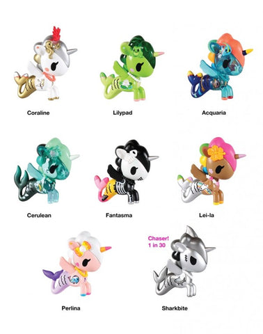 Tokidoki Accessories - Mermicorno Series 2 Blind Box