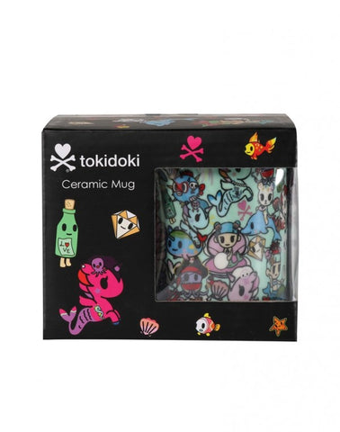 Tokidoki Accessories - Mermicorno Ceramic Mug