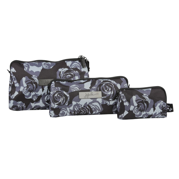 Ju-Ju-Be Onyx Collection - Black Petals - Be Set - Blashful