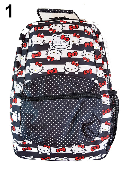 Ju-Ju-Be Hello Kitty - Dots   Stripes - Be Packed – Blashful f4507bf654c88