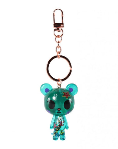 Tokidoki Accessories - Sea Punk Palette Keychain