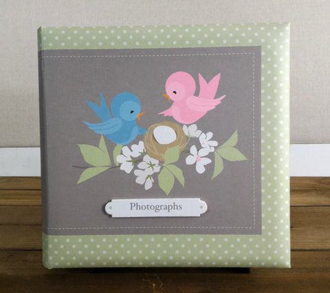 Pepperpot Baby Photo Album - Nesting - Blashful