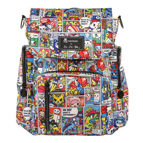 Ju-Ju-Be Tokidoki Super Toki Diaper Bag - Be Sporty